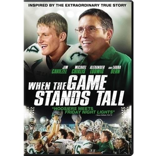 When The Game Stands Tall (DVD   Digital HD) (With INSTAWATCH) (Widescreen)