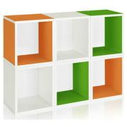 6-Pc Modular Storage Cube Plus Set
