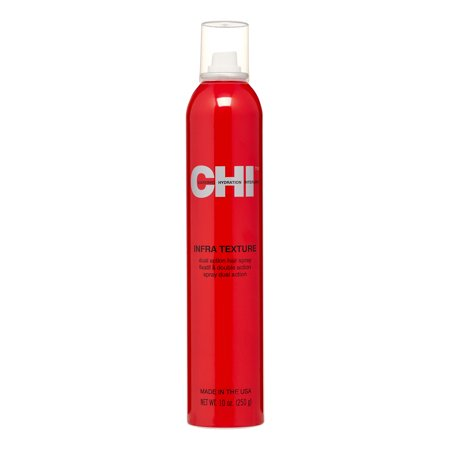 Texture Hair Care Products - Chi Infra Texture Dual Action Hair Spray, 10 Oz