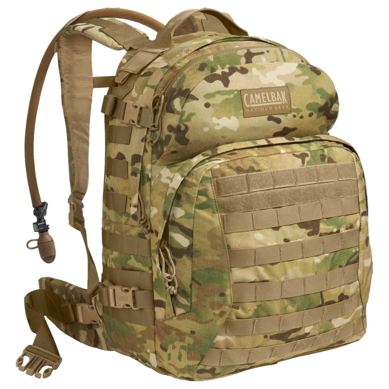 CamelBak Motherlode Hydration Backpack Pack 100 oz 3L MultiCam 60667 by CamelBak