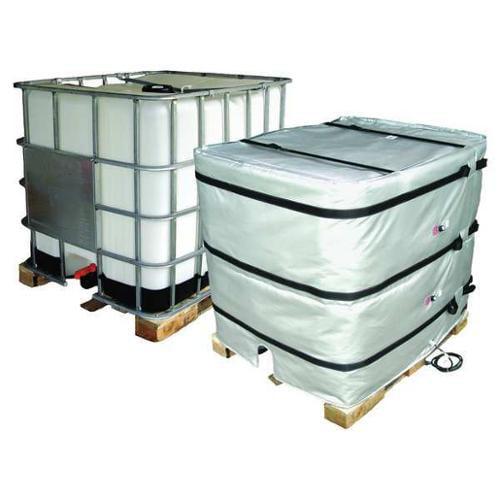 BRISKHEAT TOTE361-ADJ IBC Heater, 1440W, 12A AC, 120V, 0.2W/sq in