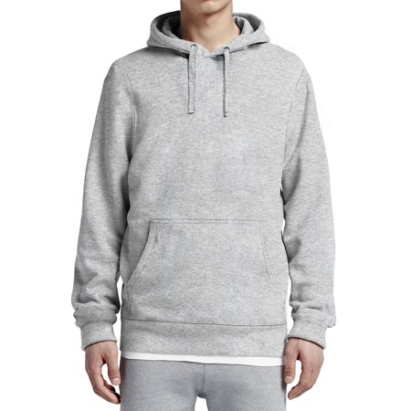 Big Mens Hoodie - HC Mens Big and Tall Pullover Hoodie Heavyweight Fleece Sweatshirt