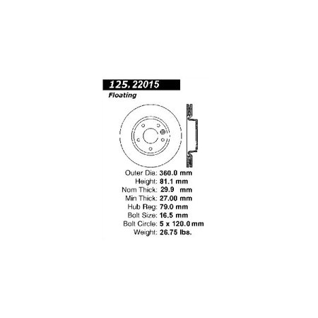 Go-Parts OE Replacement for 2006-2012 Land Rover Range