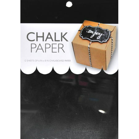DCWV Chalk Pad, 12 Piece ()