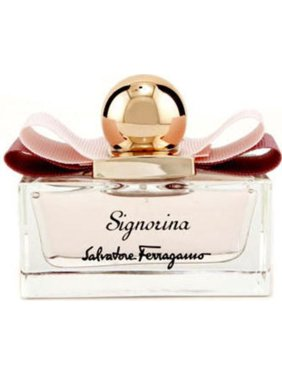 Salvatore Ferragamo Signorina Eau De Parfum Spray for Women 3.4 oz