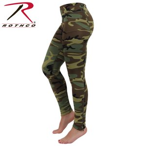 (Price|PR)Rothco Womens Camo Performance Leggings-XL