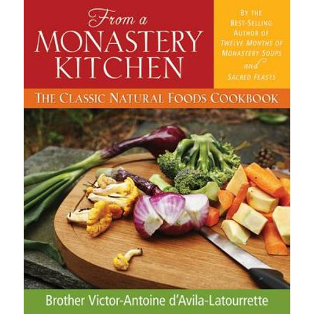 From a Monastery Kitchen - eBook