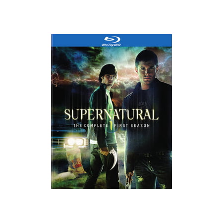 Supernatural: The Complete First Season (Blu-ray)](Jared Padalecki Halloween)