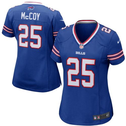 LeSean McCoy Buffalo Bills Nike Women's Game Jersey - Royal Blue