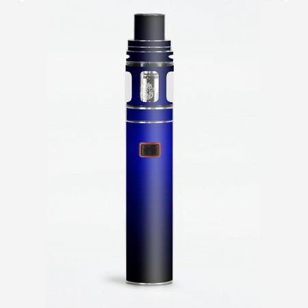 Skin Decal For Smok Stick X8 Vape / Electric Blue Glow Solid - Are Glow Sticks Toxic On Skin