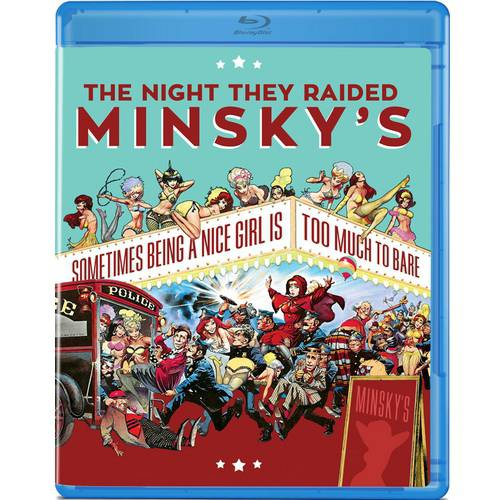 The Night They Raided Minsky's (Blu-ray) (Widescreen)