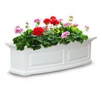 Nantucket Window Box 3FT White