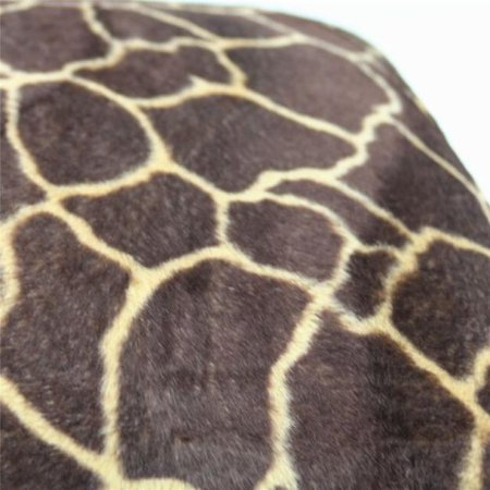 Home Fashions Zebra - Fashion Animal Leopard Zebra Printed Sofa Waist Throw Pillow Case Cushion Cover Home Decor