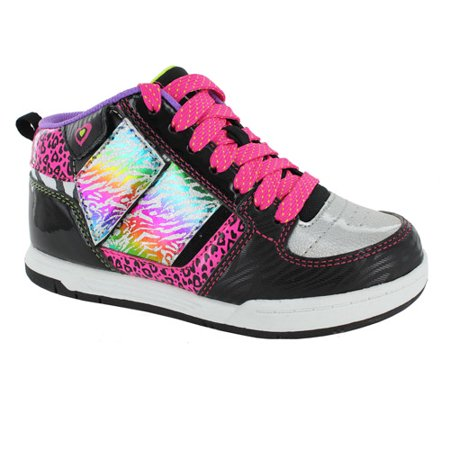 OP - Ocean Pacific Little Girls  Athletic Skate Shoe - Walmart.com aca8c7c02