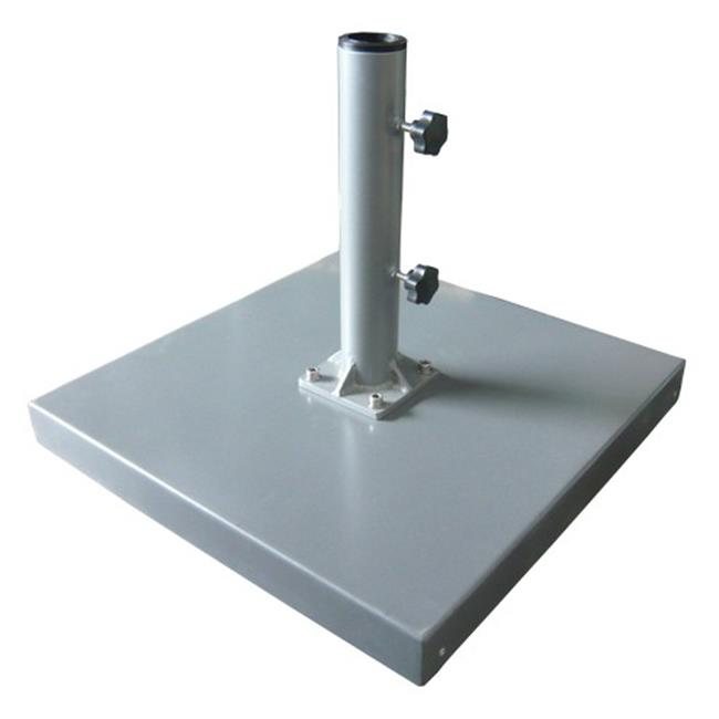 Greencorner SC40-T12 Plain Powder Coated Steel Umbrella B...