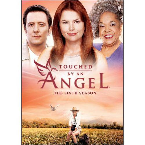 TOUCHED BY AN ANGEL-6TH SEASON (DVD/7DISCS)