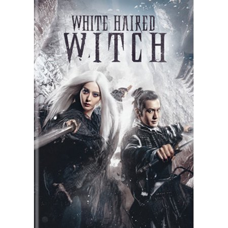 White Haired Witch (DVD) - Snow White Witch Name