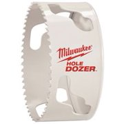 Milwaukee Ice Hardened Bi-Metal Hole Saw 4-1/2 In.