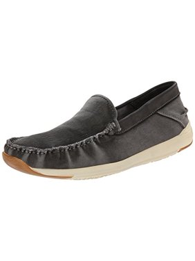 Kenneth Cole Reaction Met-Ropolitan   Round Toe Canvas  Loafer