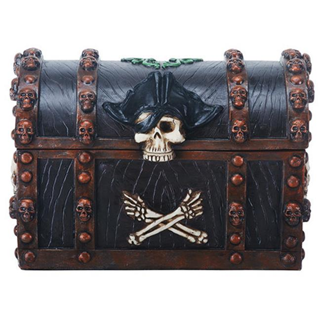 YTC Summit 8551 Pirate Chest Box