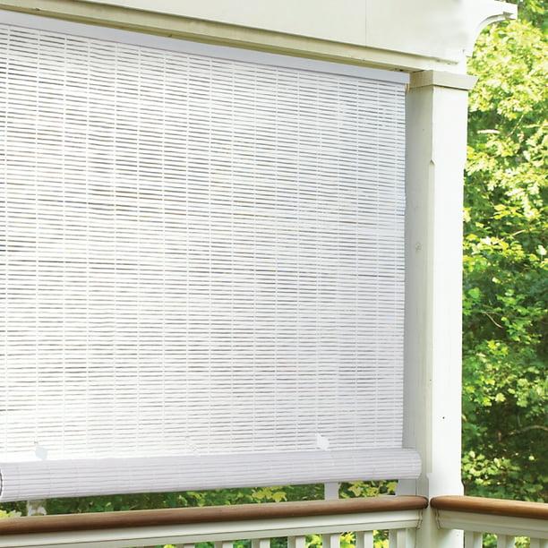 Roll Up Outdoor Sun Shade