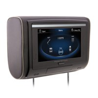"Power Acoustik HDVD-94T Universal DVD Headrest With 9"" LCD Touch Screen"