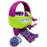 Knitting Machine & Yarn Kit