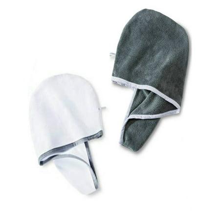 Room essentials microfiber super absorbent womens shower terry