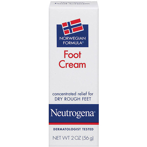 Neutrogena Norwegian Formula Foot Cream, 2 oz