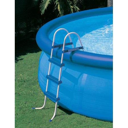 Intex above ground swimming pool ladder with barrier 42 - Walmart above ground swimming pools ...