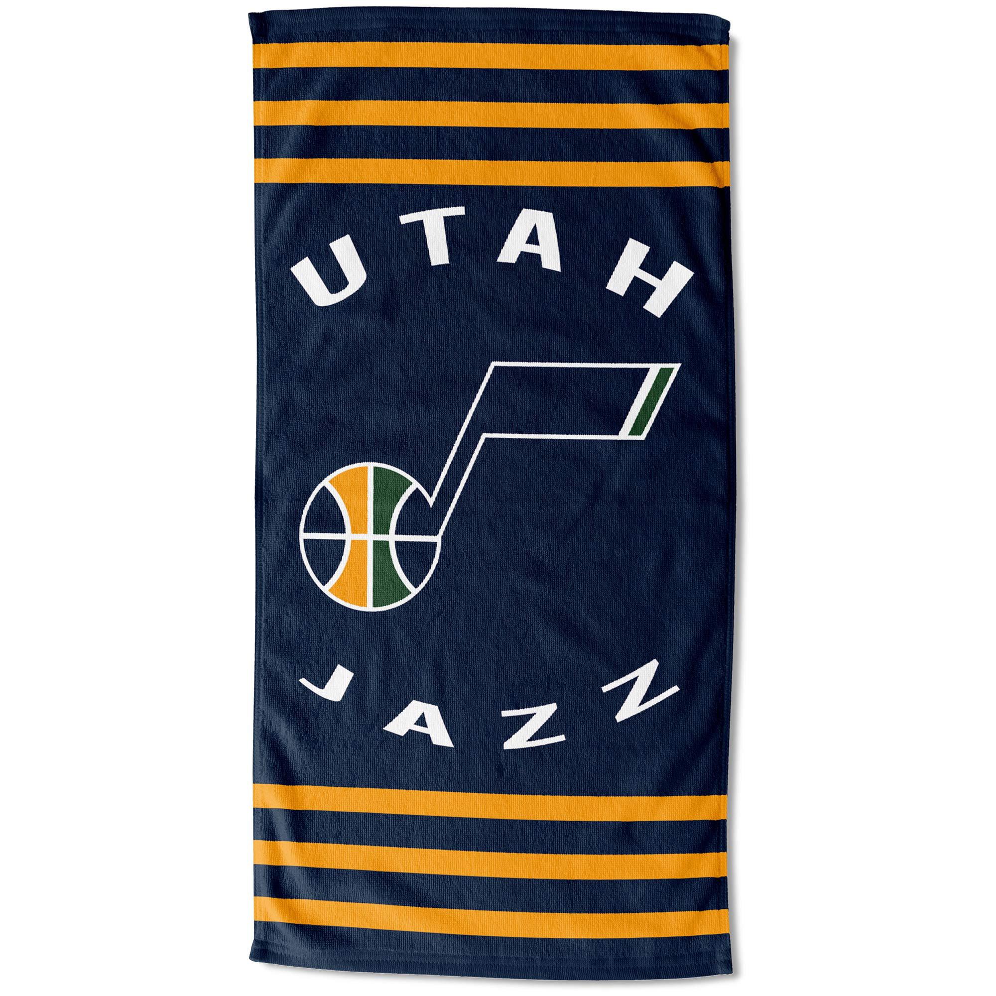 """Utah Jazz The Northwest Company 30"""" x 60"""" Striped Beach Towel - No Size"""