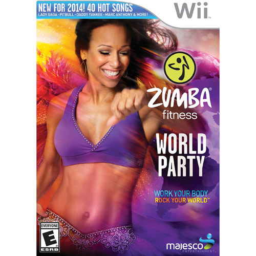 Zumba Fitness World Party (Wii)
