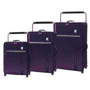it luggage Worlds Lightest Vitalize 3pc Softside Luggage Set
