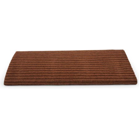 Double Wrap Around Bracelet - Camco 42955 Premium Wrap Around Double Ribbed RV Step Rug, 100 Percent Polyester (18