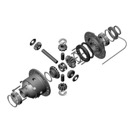 ARB 4x4 Accessories RD166 Air Locker Differential; Shaft Spline 35; Ratio 4.56 And Up; Dana (Ratios 35 Spline)