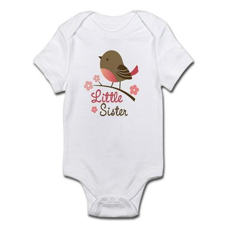 Little Sister Infant Bodysuit - Baby Light