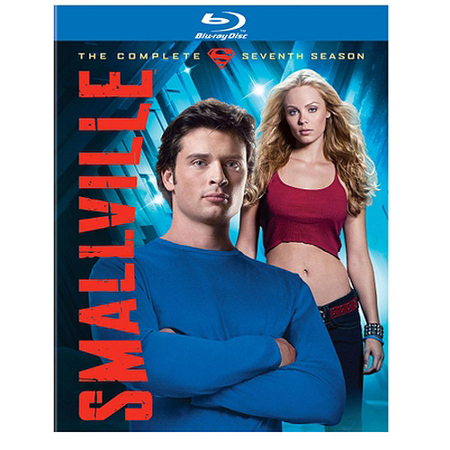 SMALLVILLE-COMPLETE 7TH SEASON (BLU-RAY/3 DISC/WS-16:9)