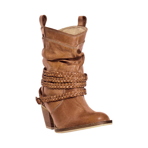 Women's Dingo Twisted Sister Slouch Boot DI682