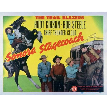 Sonora Stagecoach POSTER Movie Mini Promo (Banda Sonora Halloween Mp3)