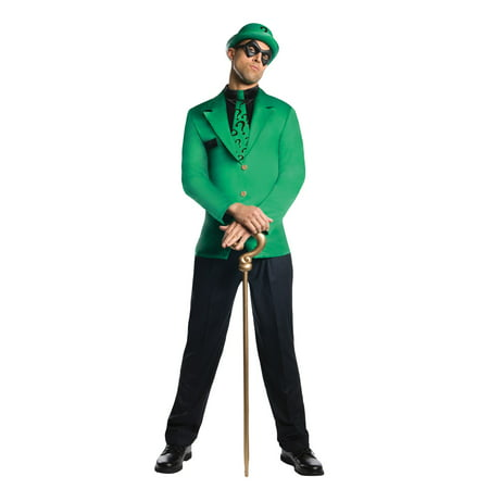 The Riddler Adult Costume - Riddler Suit Costume
