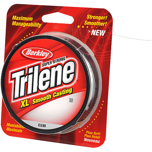 Berkley Trilene XL Monofilament Filler Spools