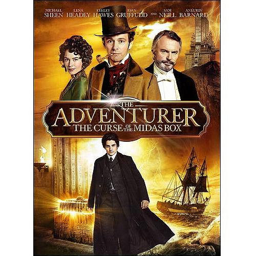The Adventurer: The Curse Of The Midas Box (Widescreen)