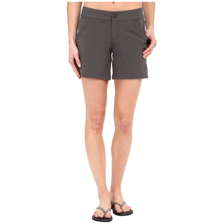 North Face Womens Base (North Face 4 Quick Dry Lightweight Women's Dark Taupe Shorts  GRAPHITE GREY Size)