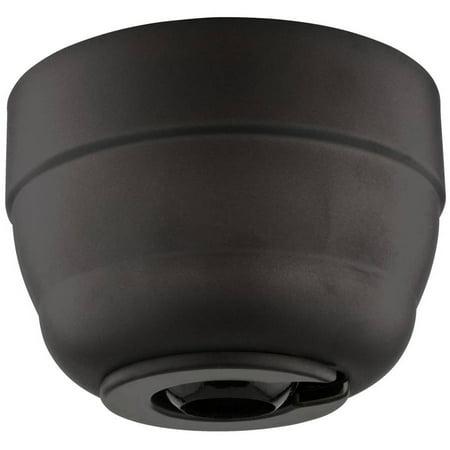 Westinghouse 7003200 45-Degree Oil Rubbed Bronze Cathedral Ceiling Fan Canopy Kit Bronze Oil Rubbed Ceiling Fan