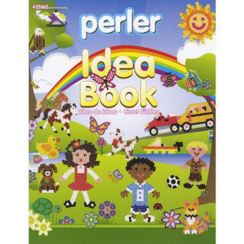 Perler 22662 Beads Fun Fusion Idea Book - image 1 de 1
