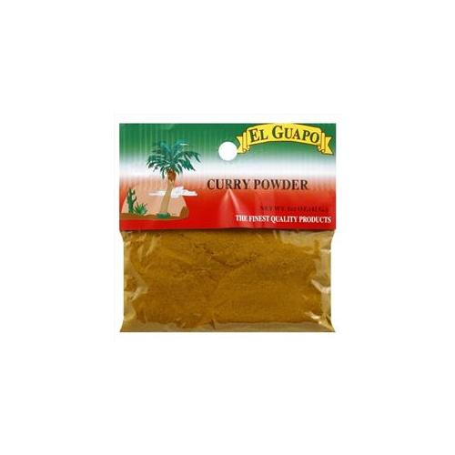 El Guapo Curry Powder 1. 50 Oz -Pack of 12