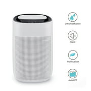 JS Vanguard 2.0 - 2-in-1 Air Purifier HEPA and Dehumidifier. Designed for small spaces. Now with mobile APP support *NEW AND IMPROVED*