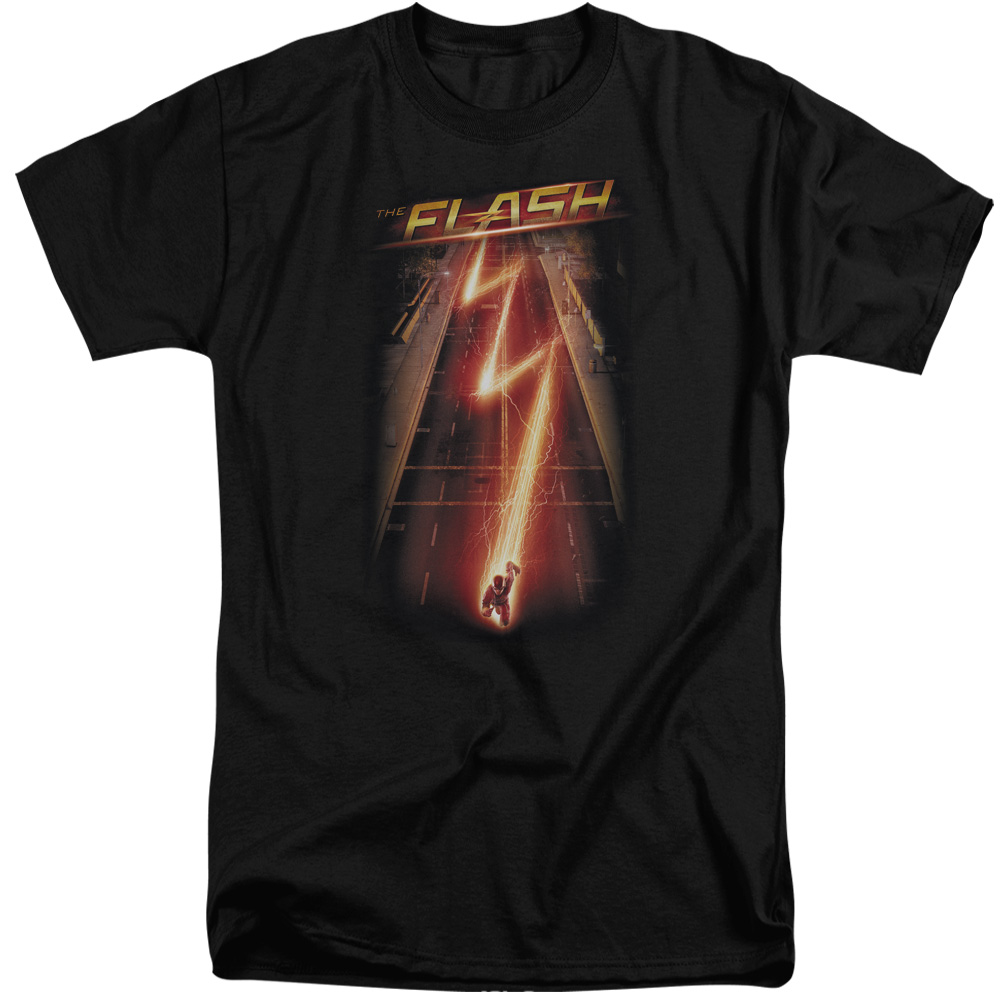 The Flash Flash Ave Mens Big and Tall Shirt
