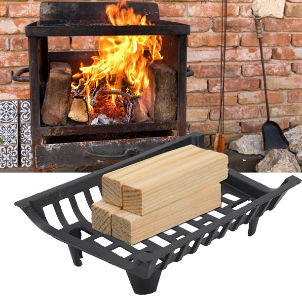 Ebtools Fire Grate Baskets For, What Is The Best Material For A Fireplace Grate