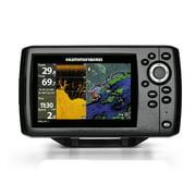 Humminbird Helix 5 Chirp DI GPS G2 Nav+ Fishfinder 410220-1NAV